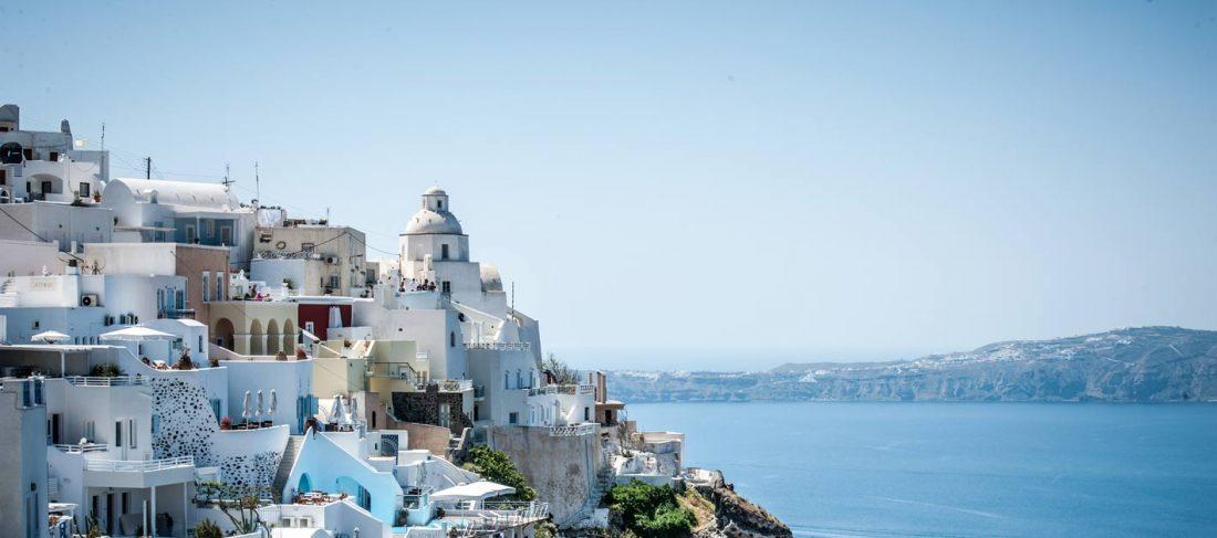Wedding Wish Why Santorini