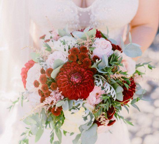 Wedding Wish - A Santorini Wedding At The Rocabella Hotel