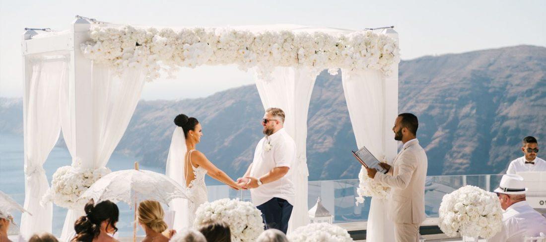 Wedding Wish - Free Quote - Santorini Wedding